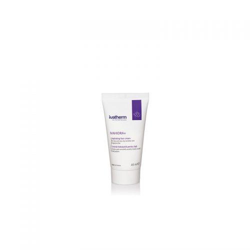 IVAHIDRA+ Crema Hidratanta pentru fata, piele uscata sau foarte uscata, 40 ml