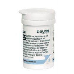 Set Glucometru Beurer GL42 + 100 benzi de test -