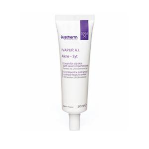 IVAPUR A.I. Akne-Syt Crema pentru piele grasa cu imperfectiuni, 30 ml - tratament antiacnee