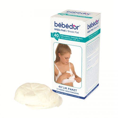 Absorbante pentru san BEBE D'OR, 40 buc. - BEBE D'or