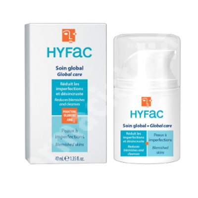 HYFAC Global crema anti-imperfectiuni cu AHA 40ml - HYFAC