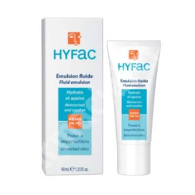 HYFAC Emulsie fluida hidratanta 40ml -