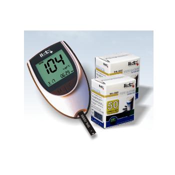 Set 2 x Teste Glicemie SHL-GS50 + Glucometru Healthy Line SHL-G800 GRATUIT -
