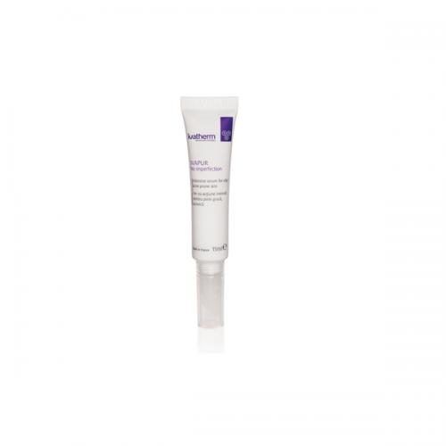 IVAPUR No Imperfection Ser cu actiune intensa pentru piele grasa, acneica, 15 ml - tratament antiacnee