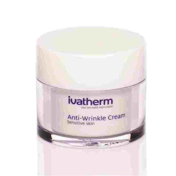 Crema Ivatherm antirid, piele sensibila, 50 ml -