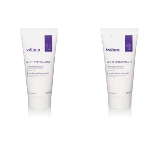 Pachet 2 X MULTI-PERFORMANCE Crema hidratanta pentru maini, 50 ml + 50ml - crema