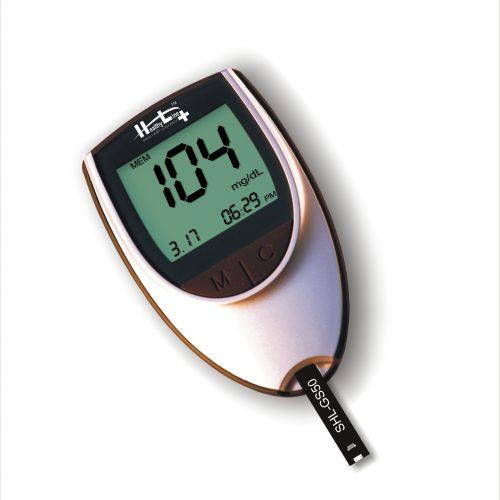 Glucometru Healthy Line SHL-G800 - Glucometre