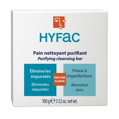 Sapun piele grasa Hyfac, 100 g -