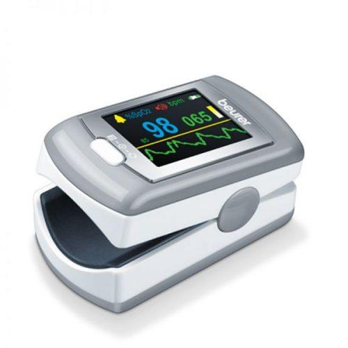 Pulsoximetru Beurer PO80 - Pulsoximetre și EKG mobil