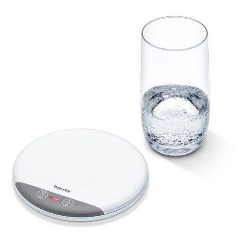 Dispozitiv pentru monitorizarea consumului de lichide Beurer DM20 - Cantare de bucatarie