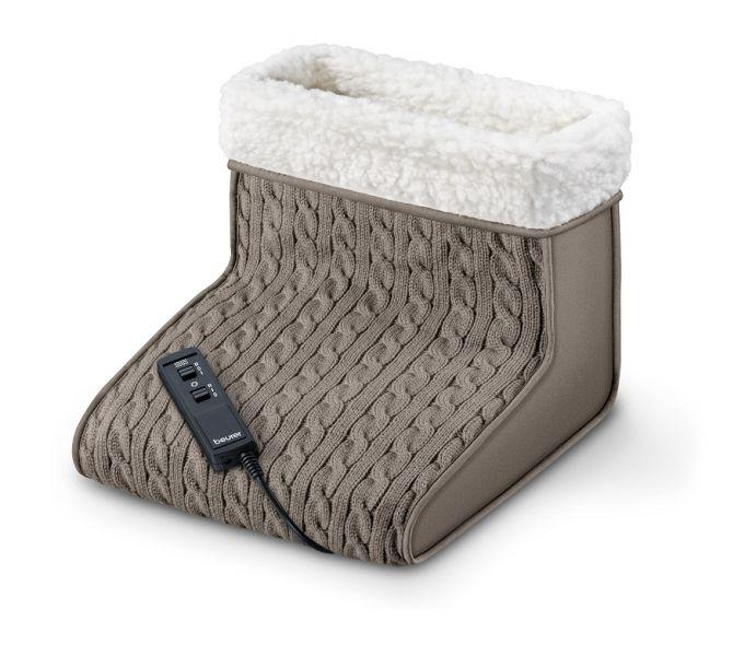Incalzitor pentru picioare cu masaj Beurer FWM45, 16W -